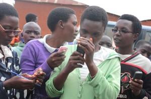 Burundi_ Sacode-Cell phones