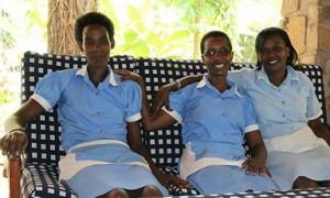 Burundi_ Sacode-Hotel workers