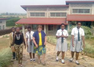 Deb-and-girls-Rwanda