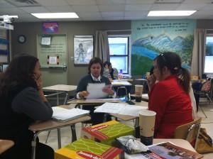 MPHS teachers