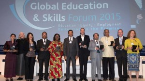 Photo_2015 Global Teacher Prize