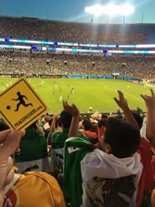 Photo_PeacePassers from Concacaf Match_July 2015